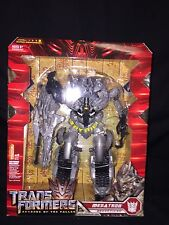 Transformers ROTF Revenge of the Fallen MEGATRON Leader Class 2009 NIB