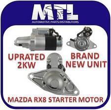 MAZDA rx8 rx 8 03-12 NEUF uprated 2 kw démarreur plus rapide vitesse de démarrage