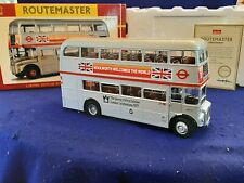 SUN STAR 2906 SRM 25-850 DYE LONDON TRANSPORT WOOLWORTH ROUTEMASTER 1:24 NEW!!!!