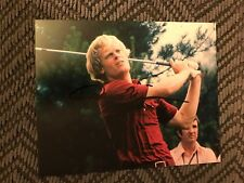 New listing Johnny Miller Pga Golf Signed 8 X 10 Photo Autographed