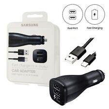 Carica batteria da Auto per Samsung S8 S9 S10 Caricatore Rapido Type C Originale