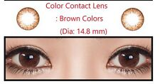 Make up Cosplay Eye Color Changer - Brown 1 pair