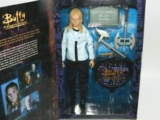 "Sideshow Exclusive Buffy The Vampire 12"" Tv Figure New Tombstone Rare ! Vamp"