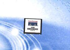 Cisco 64MB Compact Flash Memory Card CF CompactFlash 16-2647-02