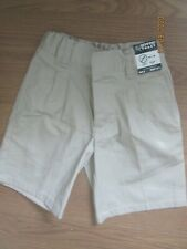 # French Toast Boys Shorts Size 4 Tan Waist 21 1/2 School Uniform Nwt