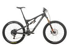 "2016 Santa Cruz Bronson CC Mountain Bike X-Large 27.5"" Carbon SRAM Fox Factory"