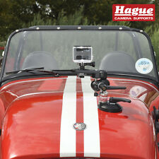 Hague Compact Car Suction Mount for Action Cameras, GoPro & DSLR Cameras (SM90)