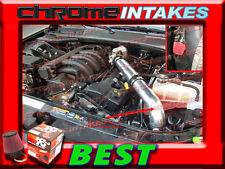 K&N+BLACK RED 05-10 DODGE MAGNUM/CHARGER/CHRYSLER 300 2.7L V6 COLD AIR INTAKE