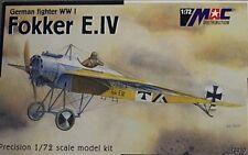 MAC 1/72 Fokker E IV WWI German Fighter 72030