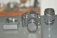 Canon Eos 350D+ ob. 18-55+ ob. 35-70