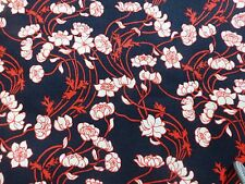 LIBERTY of London Craft Tessuto Fat Quarter Cotton Craft Quilting Oriental Garden