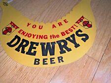 Vintage Drewrys Beer Sun Visor