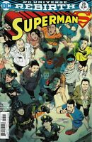 SUPERMAN #28 DC COMICS 2017 BAGGED AND BOARDED