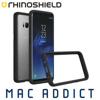 RhinoShield CrashGuard 3M Drop Proof Bumper Case For Galaxy S8