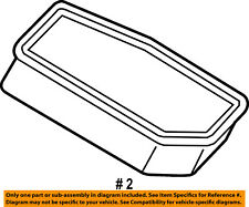 FORD OEM 04-10 E-350 Super Duty Engine-Air Cleaner Filter Element 6C2Z9601A
