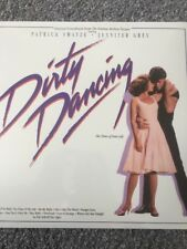 DIRTY DANCING Original Soundtrack LP Vinyl - New & Sealed - 2016 Reissue