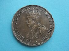 Jersey, 1/24th Shilling 1923 in Excellent Condition.
