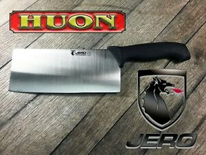 """Jero 8"""" Chinese Style Chopper Gift Box / Butcher, Chef, Home Cook, Hunter,"""