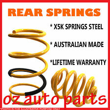 VN COMMODORE SEDAN ULTRA LOW REAR COIL SPRINGS *NEW*