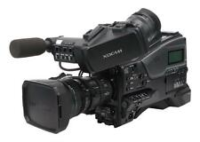 Sony XDCAM EX Camcorders and Equipment