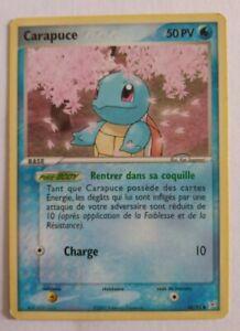 Carte Pokémon CARAPUCE Ex Team Aqua Magma 46/95 Excellent Etat