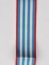 Ruban de la médaille des Déportés résistants, 1940-1945,  tissage ancien