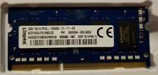 Kingston 2GB PC3L-12800s DDR3-1600 1600MHz laptop memory