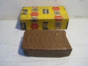 NOS Geon Main Bearings Sunbeam, Hillman, Singer +.010 B4354 (JC B2)