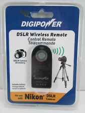 Digipower DSLR Wireless Remote Control Camera Accessory for Nikon Photography T