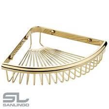 Seife Seifenablage Seifenkorb Ablage Bad Wandmontage Sanlingo Gold Serie LAPA