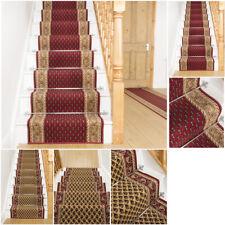 runrug UK Long Runner Carpet Stairs non slip custom length staircase Acni