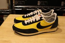 Nike Elite VNTG Tour Yellow Black Sail 316987 701 US 8 UK 7 LDV Daybreak Waffle