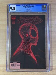 Amazing Spider-Man #55 (2021 Marvel) Patrick Gleason Cover 2nd Print CGC 9.8