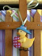 Longaberger Easter Chick Tie-On - Not dated - New in Box! - Too Cute!