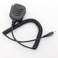 Handheld/Hand Shoulder Mic with Speaker For Icom Radio IC-4iE IC-91A IC-91AD New