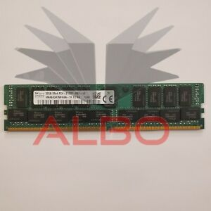 32GB SKHYNIX HMA84GR7MFR4N-TF 2Rx4 RDIMM DDR4 PC4-2133P ECC SERVER MEMORY STICK