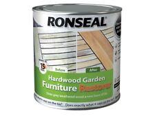 Ronseal RSLHGFR1L Hardwood Garden Furniture Restorer 1 Litre