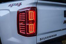 2014-2018 Chevy Silverado Morimoto XB LED Tail Light Rear Brake Lamps L+R Set