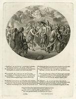 Rare Antique Master Print-NECKER-LOUIS XVI-FRENCH REVOLUTION-Pfeiffer-1789
