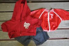 3 Pieces of Clothes Pants Aeropostale Hoodie & Jacket for Build A Bear