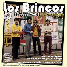 LOS BRINCOS-2ª EPOCA Vol.2-2CD