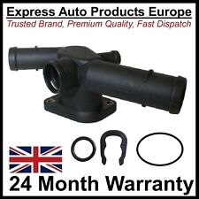 Thermostat Housing Coolant Flange & Clip SEAT Toledo Leon Ibiza 1.6 2.0