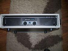 Verstärker Set mit Lautsprecher und PA Boxenständer