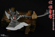"""1:6 Scale Undead God Of War Cold Weapon Ax&Axe Model For 12""""Male & Female Body"""