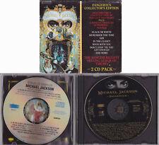 Michael Jackson DANGEROUS CD Double Collector's Edition Remixes AUSTRALIA 1991