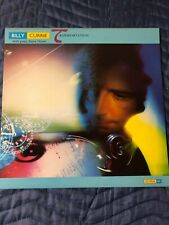BILLY CURRIE w STEVE HOWE Transportation 1988 IRS CLASSIC ROCK LP NM