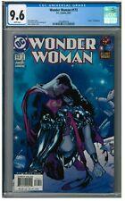 Wonder Woman #172 (2001) Adam Hughes Cover / Superman CGC 9.6 AA476