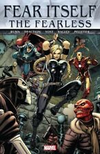 FEAR ITSELF THE FEARLESS Hardcover HC $35 Cover *Sealed* Valkyrie Art Adams