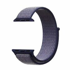Replacement Woven Nylon Loop Bracelet Sport Watch Band Strap For Fitbit Versa