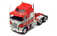 IXO TR044 KENWORTH K100 Aerodyne «Billie Joe McKay» 1976 Red/White Truck